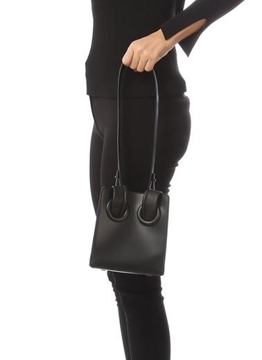 Boyy Bag Messenger / Askılı Çanta Siyah